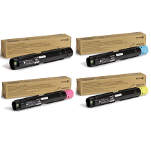 ~Brand New Original Xerox C7020 Set Laser Toner Cartridge