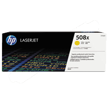 ~Brand New Original HP CF362X (508X) Laser Toner Cartridge Yellow High Yield