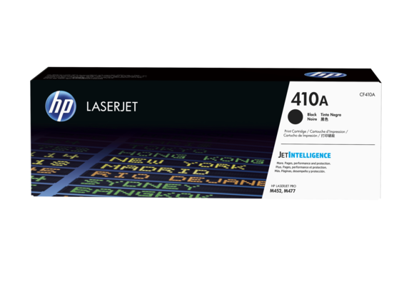 ~Brand New Original  HP CF410A (410A) Black Laser Toner Cartridge